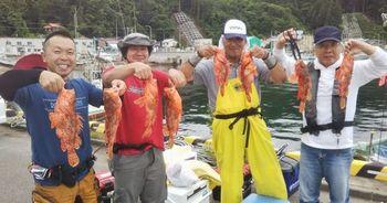 オニカサゴ釣果2020.07.23.jpg